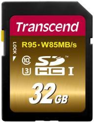 Transcend SDHC U3 Extreme 32GB UHS-I TS32GSDU3X