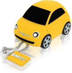EMTEC Fiat 500 F100 8GB USB 2.0 ECMMD8GF100