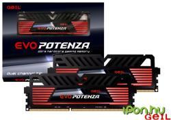 GeIL EVO POTENZA 16GB (2x8GB) DDR3 2400MHz GPB316GB2400C11BDC