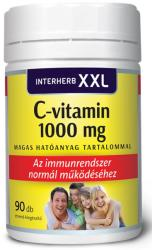Interherb XXL C-vitamin 1000mg (90db)