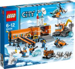 LEGO City - Sarki alaptábor (60036)
