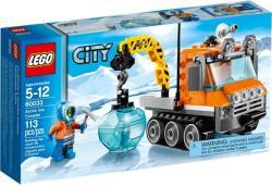LEGO City - Sarki lánctalpas jármű (60033)