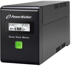 PowerWalker VI 600 SW IEC