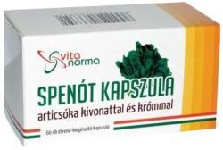 Vitanorma Spenót kapszula - 60db