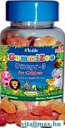 GummiZoo Omega-3 - 30db