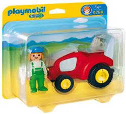 Playmobil Traktor figurával (6794)