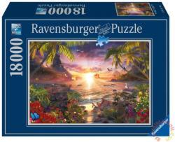 Ravensburger Mennyei naplemente 18000 db-os (17824)