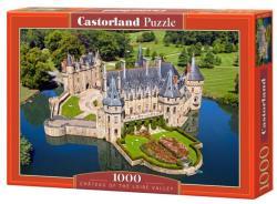 Castorland Kastély a Loire-völgyében 1000 db-os (C-103072)