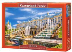 Castorland Peterhof, Szentpétervár, Oroszország 1000 db-os (C-103102)