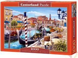 Castorland Velencei csatorna, Olaszország 1000 db-os (C-103058)