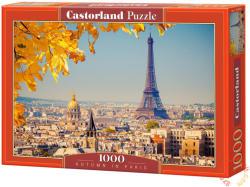 Castorland Ősz Párizsban 1000 db-os (C-103089)