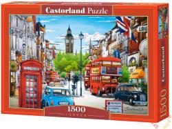 Castorland London 1500 db-os (C-151271)