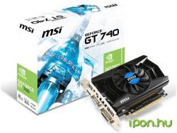 MSI GeForce GT 740 2GB GDDR5 128bit PCIe (N740-2GD5)