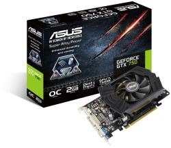 ASUS GeForce GTX 750 OC 2GB GDDR5 128bit PCIe (GTX750-PHOC-2GD5)