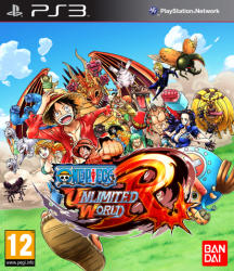 Namco Bandai One Piece Unlimited World Red (PS3)