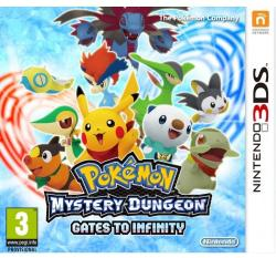 Nintendo Pokémon Mystery Dungeon Gates to Infinity (3DS)