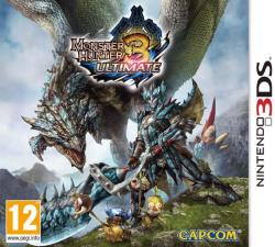 Capcom Monster Hunter 3 Ultimate (3DS)
