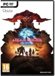 Square Enix Final Fantasy XIV A Realm Reborn (PC)