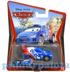 Mattel Verdák 2 Raoul Caroule kisautó
