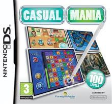 Foreign Media Games Casual Mania (Nintendo DS)