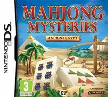 Avanquest Software Mahjong Mysteries Ancient Egypt (Nintendo DS)