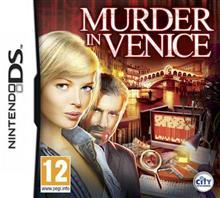 City Interactive Murder in Venice (Nintendo DS)