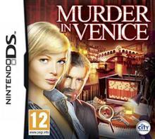 City Interactive Murder in Venice (Nintendo DS)