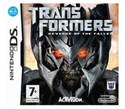 Activision Transformers Revenge of the Fallen Decepticons (Nintendo DS)