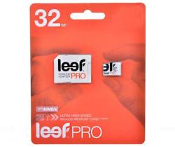 Leef PRO microSDHC 32GB UHS-I LMP30A03210E3