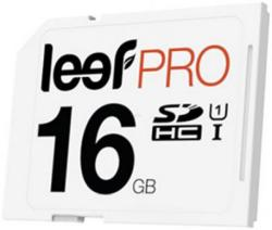 Leef PRO 16GB SDHC Class 10 UHS-I LSP30001610E3