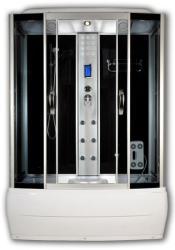Sanimix 85x170x215 cm szögletes (22.8011-170 Steam)