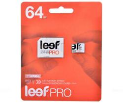 Leef PRO microSDXC 64GB UHS-I LMP30A06410E3