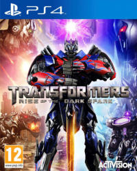 Activision Transformers Rise of the Dark Spark (PS4)