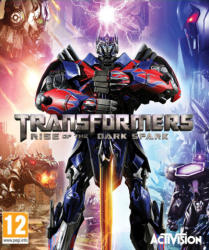 Activision Transformers Rise of the Dark Spark (Xbox One)