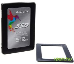 "ADATA Premier Pro SP610 2.5"" 512GB SATA3 ASP610SS3-512GM-C"