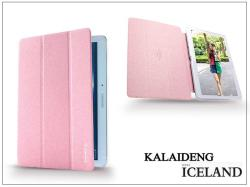 Kalaideng Iceland Series Book Case for Galaxy Note 10.1 - Pink (KD-0031)