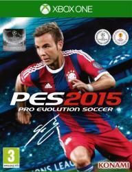 Konami PES 2015 Pro Evolution Soccer (Xbox One)