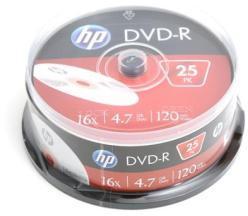 HP DVD-R 4.7GB 16x - henger 25db