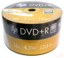HP DVD+R 4.7GB 16x - henger 50db
