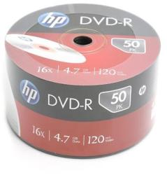 HP DVD-R 4.7GB 16x - henger 50db