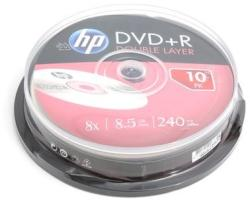 HP DVD+R 8.5GB 8x - henger 10db