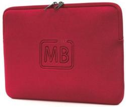 "Tucano Second Skin New Elements for MacBook Pro 13"" - Red (BF-E-MB13-R)"