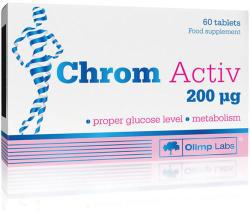 Olimp Labs Chrom Activ szerves króm tabletta - 60 db