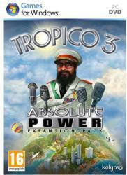 Kalypso Tropico 3 Absolute Power (PC)