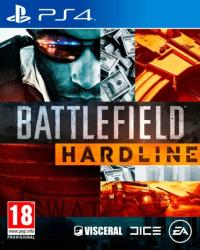 Electronic Arts Battlefield Hardline (PS4)