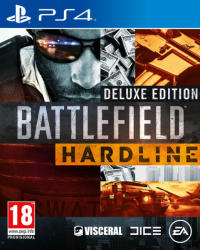Electronic Arts Battlefield Hardline [Deluxe Edition] (PS4)