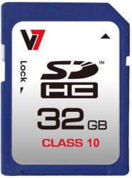 V7 SDHC 32GB Class 10 VASDH32GCL10R-2E