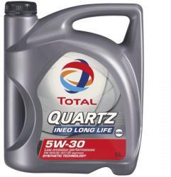 Total 5w30 Quartz Ineo Long Life 5L