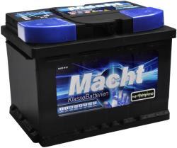 MACHT M-Tronic 12V 56Ah 500A