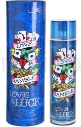 ED HARDY by Christian Audigier Love & Luck for Him EDT 200ml